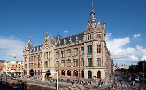 CONSERVATORIUM HOTEL / NETHERLANDS