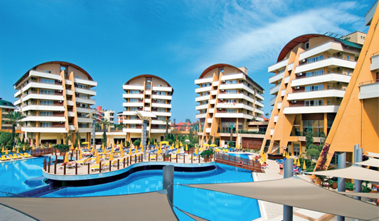 ALAIYE RESORT HOTEL & SPA - ANTALYA/TURKEY