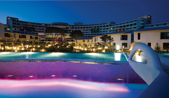 CORNELIA DIAMOND GOLF RESORT&SPA - ANTALYA/TURKEY