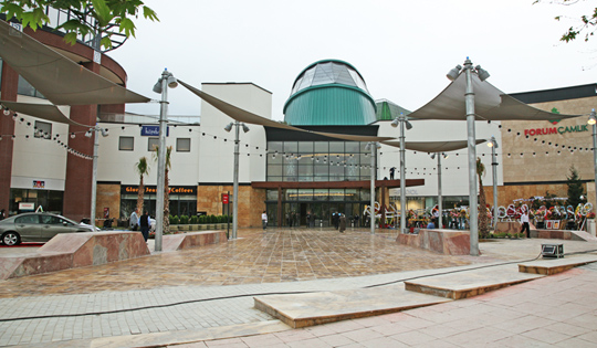 FORUM ÇAMLIK MALL - DENIZLI/TURKEY