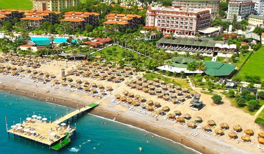 JUSTINIANO CLUB PARK CONTI HOTEL - ANTALYA/TURKEY