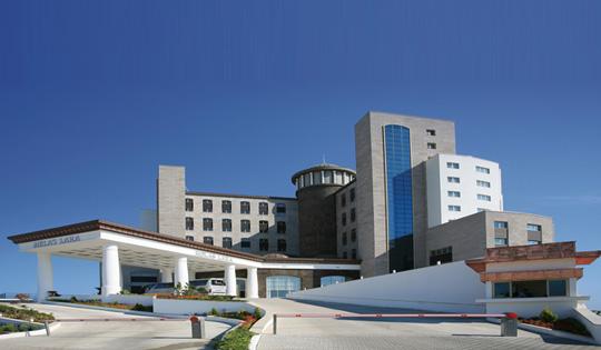 MELAS LARA HOTEL - ANTALYA/TURKEY