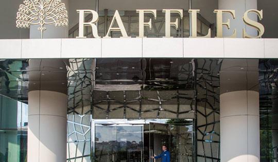 RAFFLES HOTEL - ISTANBUL/TURKEY