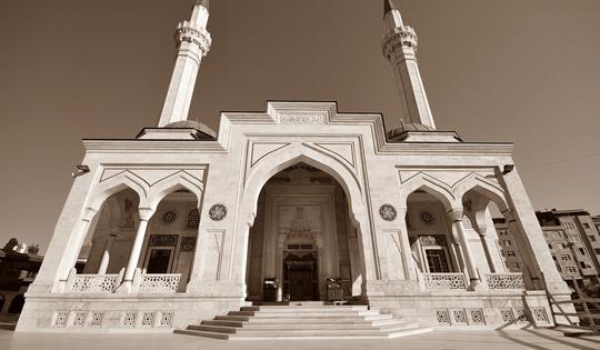 SEYYİD NİZAM MOSQUE - ISTANBUL/TURKEY