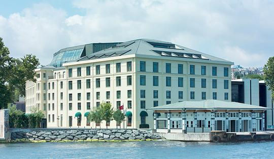 SHANGRI-LA BOSPHORUS HOTEL - ISTANBUL/TURKEY