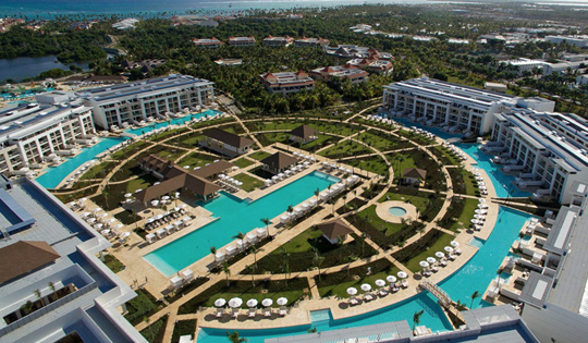 THE GRAND RESERVE AT PARADISUS PALMA REAL BY MELIA / DOMINICAN REPUBLIC